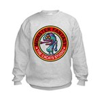 Monster fantasy 6 Kids Sweatshirt