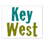Key West Small Poster