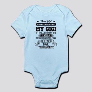 Dear Gigi, Love, Your Favorite Body Suit