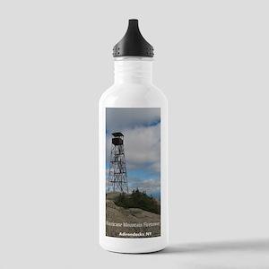 Hurricane Mountain Firetower Stainless Water Bottl