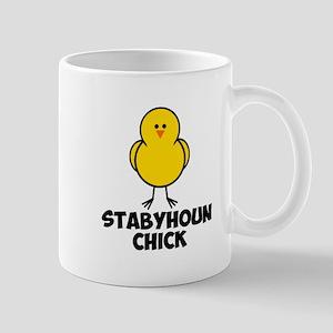 Stabyhoun Chick Mug