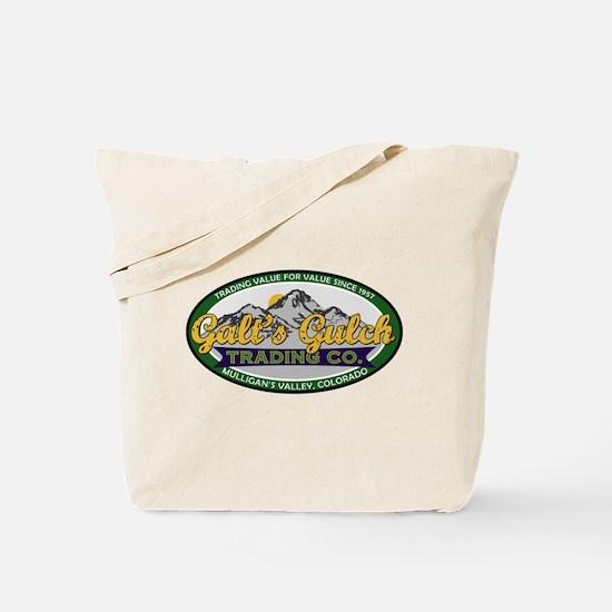 Galt's Gulch Trading Co. Tote Bag