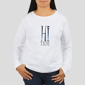Windward Sailing Club Logo Long Sleeve T-Shirt