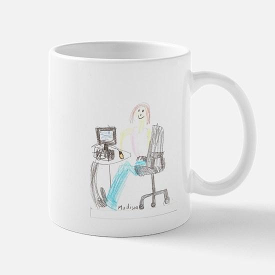 Facebook Mommy Mug