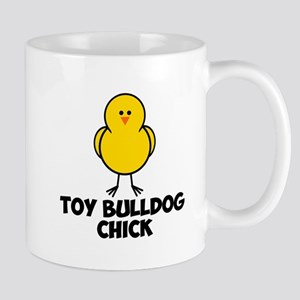 Toy Bulldog Chick Mug