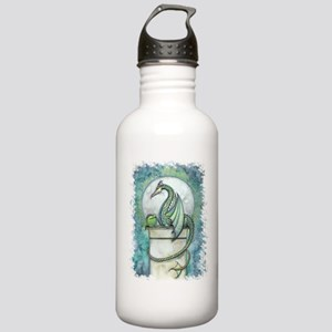 Green Dragon Fantasy A Stainless Water Bottle 1.0L