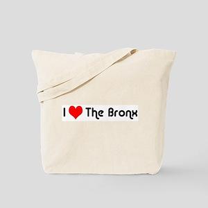I Love The-Bronx Tote Bag
