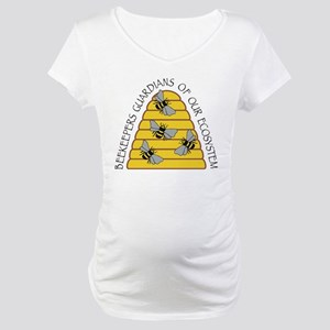 Beekeepers Maternity T-Shirt