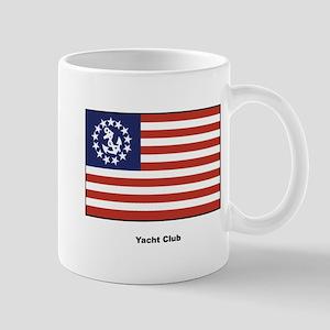 Yacht Club Flag Mug
