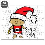 Santa Baby by Vampire Dog Puzzle