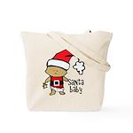 Santa Baby by Vampire Dog Tote Bag