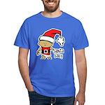Santa Baby by Vampire Dog Dark T-Shirt