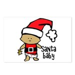 Santa Baby by Vampire Dog Postcards (Package of 8)