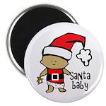 Santa Baby by Vampire Dog Magnet