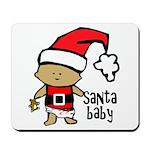 Santa Baby by Vampire Dog Mousepad