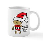 Santa Baby by Vampire Dog Mug