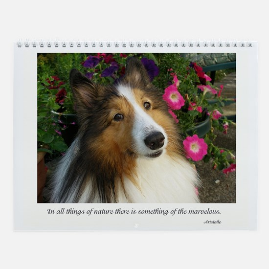 All things in nature Wall Calendar