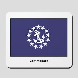 Commodore Flag Mousepad