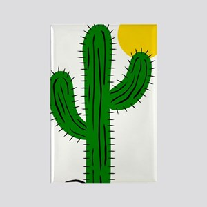 Cactus116 Rectangle Magnet