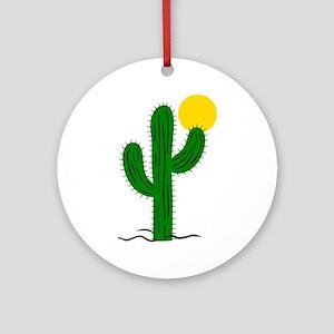 Cactus116 Ornament (Round)