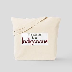 Indigenous Tote Bag