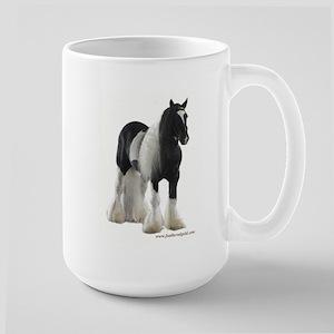Gypsy Stallion, Mickey Finn, Large Mug