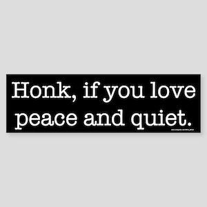 Honk Bumper
