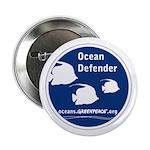10 pack Ocean Defender Fish Button