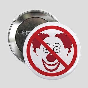 "No Bozozzz 2.25"" Button (100 Pack)"