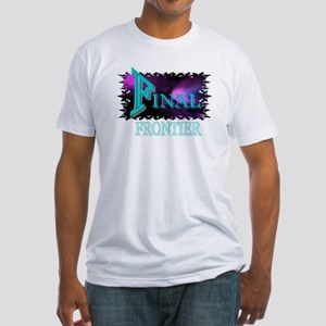 final frontier Fitted T-Shirt