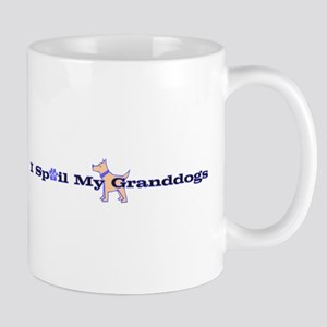 I Spoil My Granddogs 2 Mug