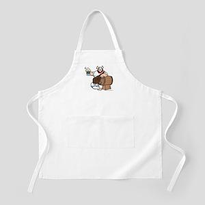 Hagar and Keg BBQ Apron