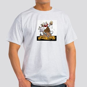 Hagar on Keg Light T-Shirt