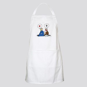 The Way to His Heart... BBQ Apron