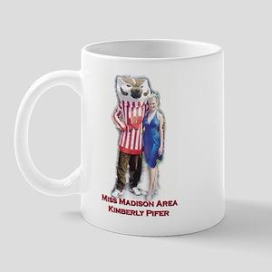 Bucky & Kimberly Mug