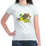 Flying Mallard Jr. Ringer T-Shirt