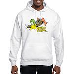 Flying Mallard Hooded Sweatshirt