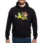 Flying Mallard Hoodie (dark)