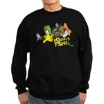 Flying Mallard Sweatshirt (dark)