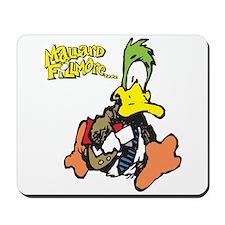 Walking Mallard Mousepad
