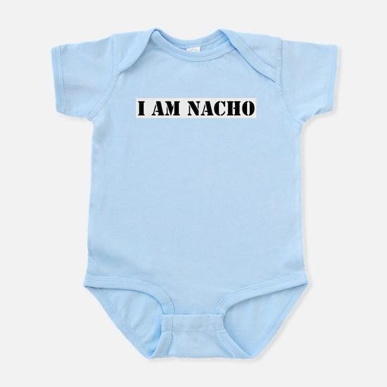 I am Nacho II Infant Creeper