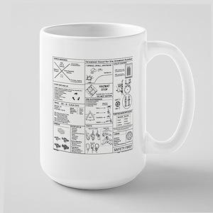 CERT Prompt Large Mug
