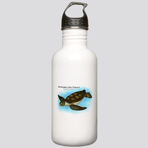 Green Sea Turtle Stainless Water Bottle 1.0L