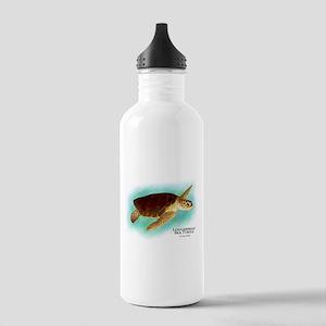Loggerhead Sea Turtle Stainless Water Bottle 1.0L