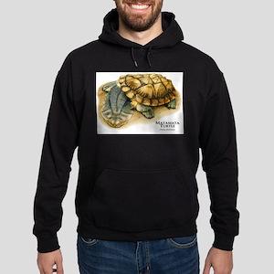 Matamata Turtle Hoodie (dark)