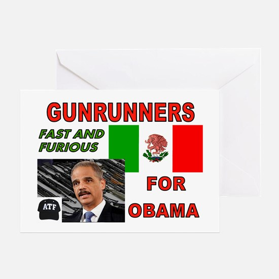 FIRE ERIC HOLDER Greeting Card