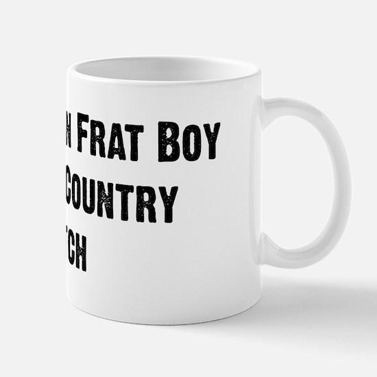 Drunken Frat Boy Mug