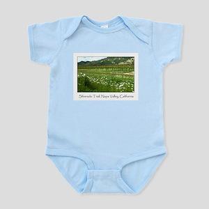 Silverado Trail Napa Valley Infant Creeper