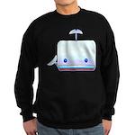 Boxy the Whale Sweatshirt (dark)