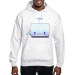 Boxy the Whale Hooded Sweatshirt